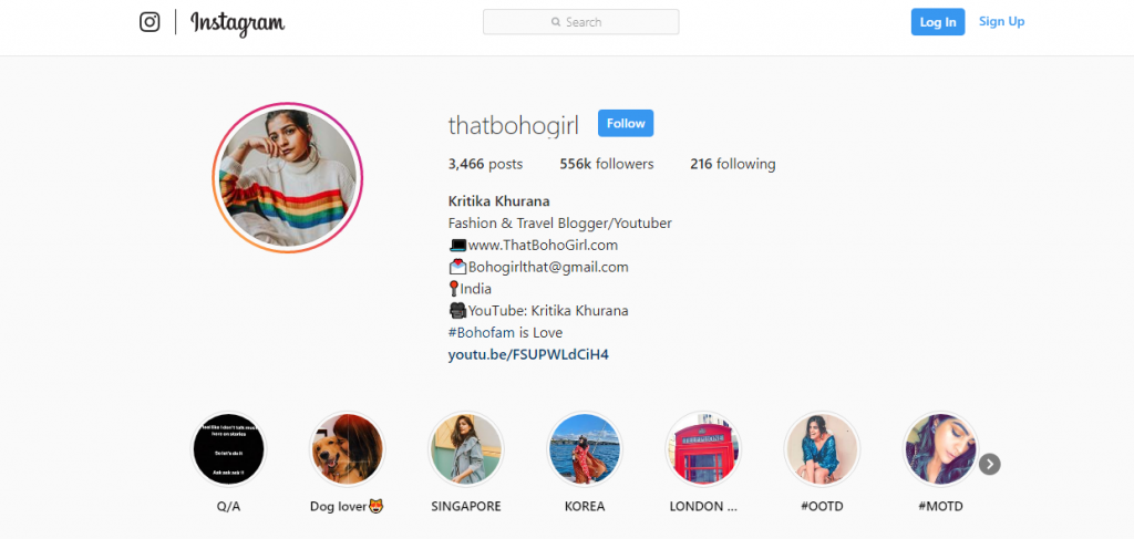 Top 10 Instagram Influencers in India that you should follow