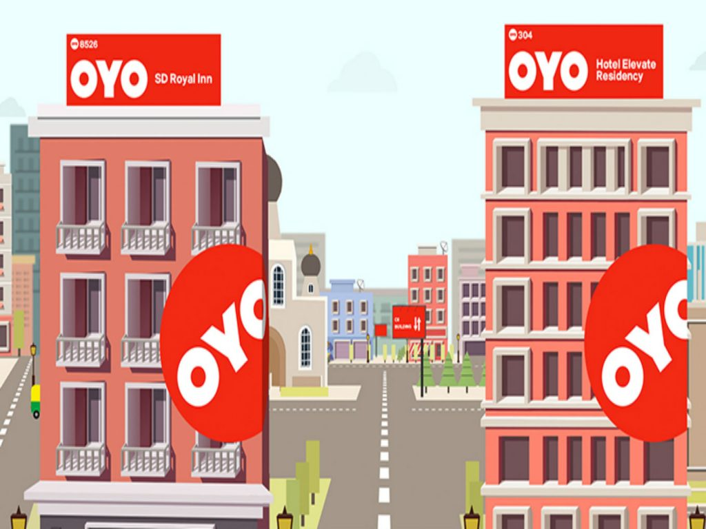 OYO rooms strategy